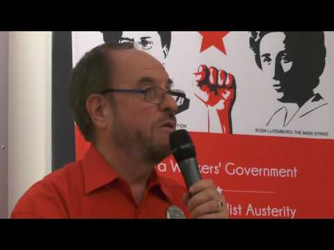 The Relevance of the Russian Revolution Today - part 1 of 2 - SOCIALISM 2017