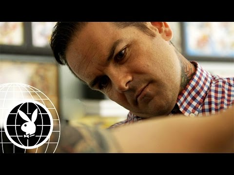 Tattoo Artist Dan Smith: From Punk House To Parlor