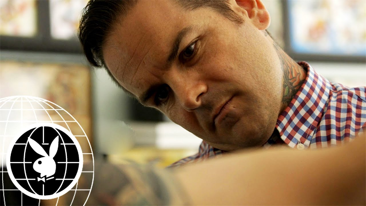 tattoo artist dan smith from punk house to parlor youtube. Black Bedroom Furniture Sets. Home Design Ideas