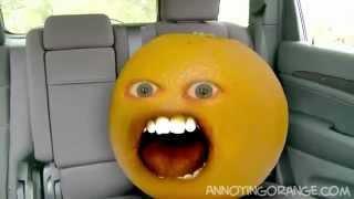 La Naranja Molesta-Naranja Despues del Dentista Español Latino