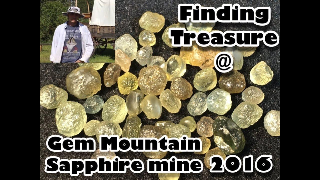 gem mountain sapphire mine