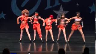 Group Dance - Wicked Ones (Audioswap)