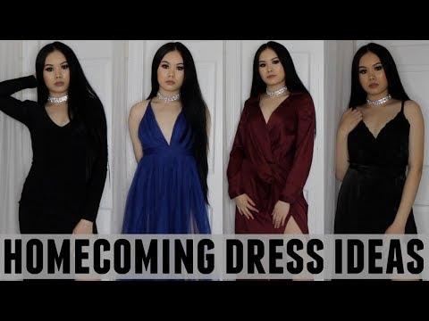 Affordable Homecoming Dress Haul + Giveaway (Fashion Nova) | Megan Mauk ♡
