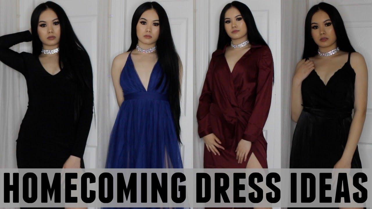 a987af58192 Affordable Homecoming Dress Haul + Giveaway (Fashion Nova)