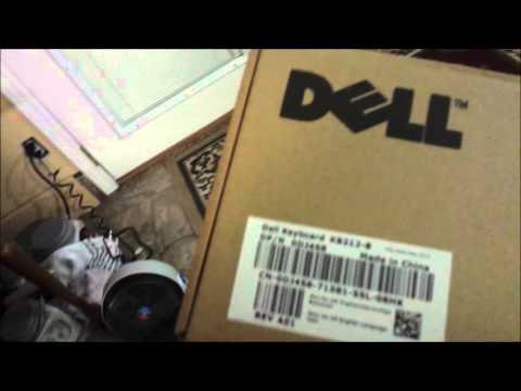Dell Optiplex 3020 unboxing
