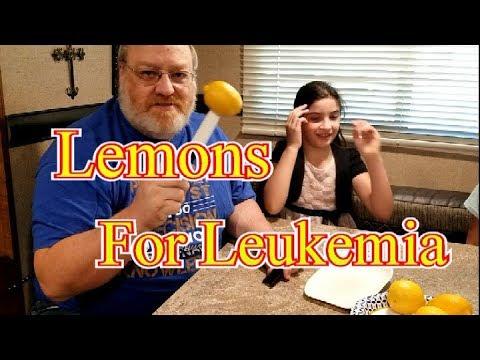 Lemons for Leukemia Challenge |:| Fulltime RV Family Living Coast 2 Coast |:| #IAmACreator #VEDA