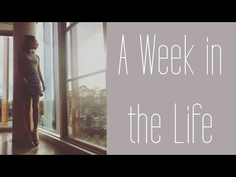 Monash University Arts/Music Student - A Week in the Life
