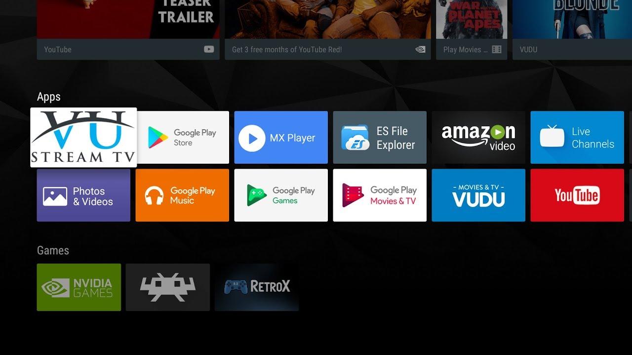 Stream Android To Tv >> Vu Stream Tv Install On Android Tv Box Via Usb Youtube