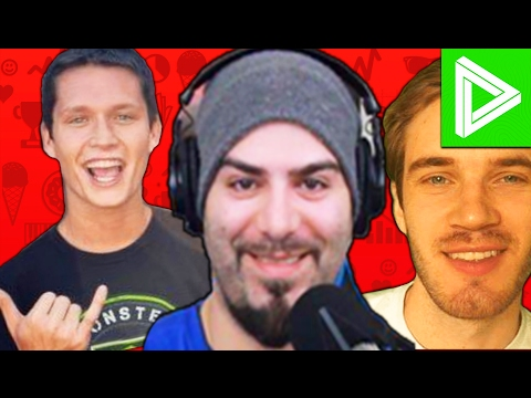 Thumbnail: Top 10 WORST YouTube Scandals & Controversies (PewDiePie, iDubbbzTV & Shay Carl)