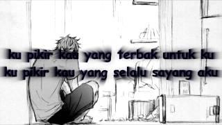 Rachmi Ayu Situmorang   Bukan untukku ( Lyric video )