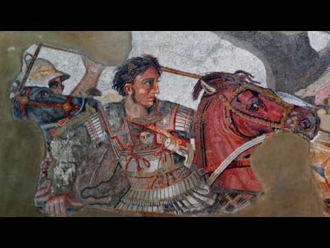 Александр Македонский – исторические факты  Документальный фильм