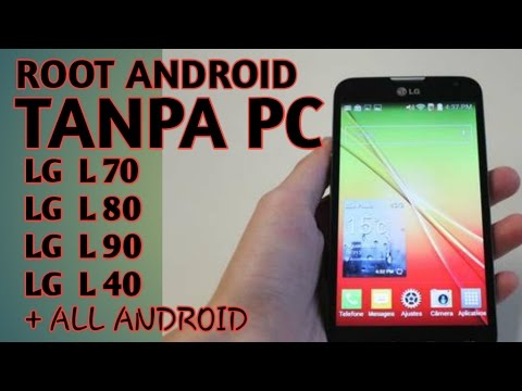 Cara Root hp LG Android TANPA PC (work 100% ampuh)