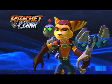PlayStation All-Stars Battle Royale Ratchet playthrough