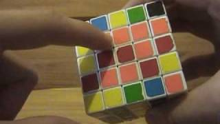 how to solve the 5x5x5 rubik s cube part 3 last two centers