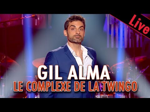 Gil Alma - Le Complexe de la Twingo / Live dans Les Années Bonheur