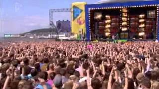 The Wanted - Glad You Came [Live at T4 on the Beach 2011]