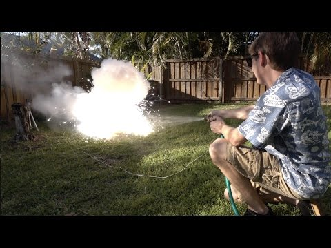Thumbnail: Can a Magnesium fire be put out?
