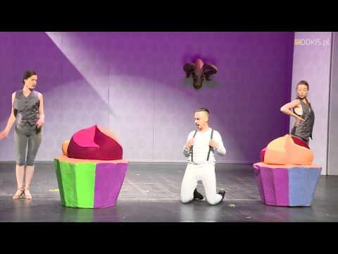 Spektakl Amadeusz w wykonaniu studentów PWST