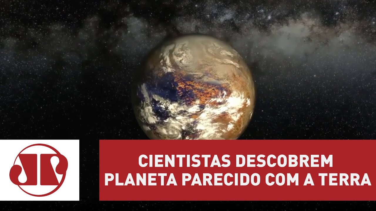Cientistas descobrem planeta parecido com a Terra | Jornal da Manhã | Jovem Pan