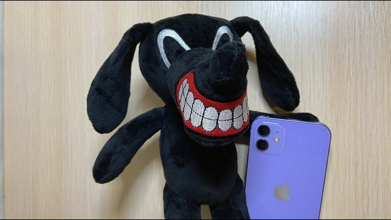 Cartoon Dog iPhone 12 Incoming Call