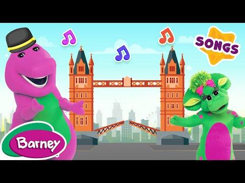 Barney - London Bridge (SONG)