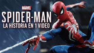 Marvel`s Spider-Man I La Historia en 1 Video