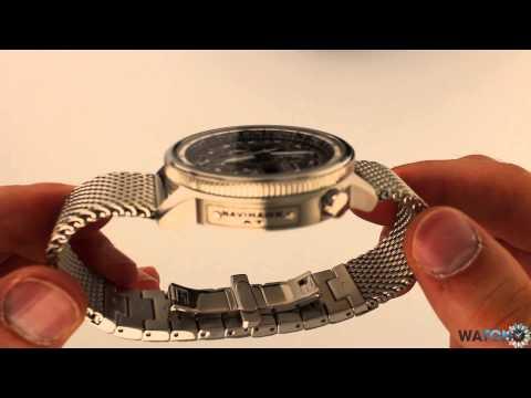 WatchO.co.uk - Citizen Navihawk Pilot Atomic Timekeeping Watch JY8030-83E | Unboxing & Close Look