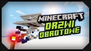 Minecraft: Drzwi obrotowe + Opłata za przejście!