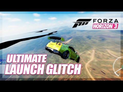 Download Forza Horizon 3 - Ultimate Launch/Air Glitch! (Glitches & Random Fun) Screenshots