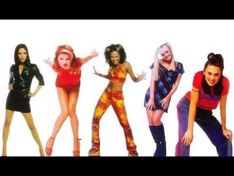 Spice Girls - Saturday Night Divas (Lyrics & Pictures)