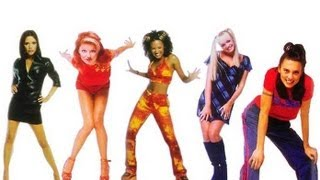 Spice Girls - Saturday Night Divas (Lyrics & Pictures)