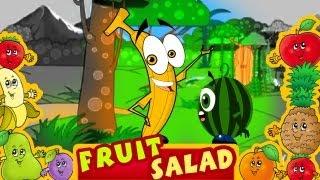 Famous Comic Scene For Kids - Fruit Salad - Rotten Apple Exposed