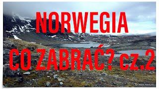 TREKKING W NORWEGII - SPRZĘT cz.2