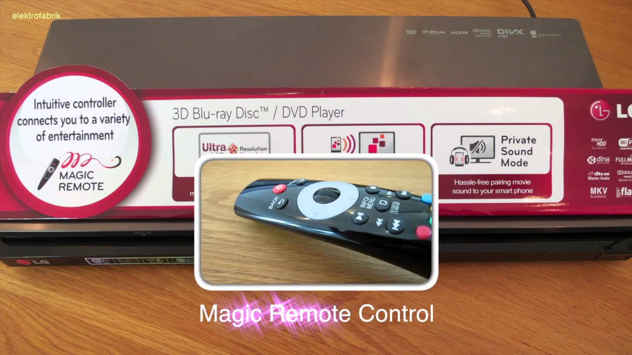 Lg smart 3d blu ray player bp730 review youtube lg smart 3d blu ray player bp730 review sciox Image collections