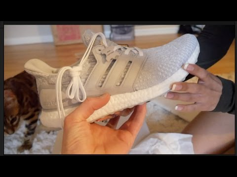 2f02c145d Adidas Ultra Boost Reigning Champ Men Womens - YouTube
