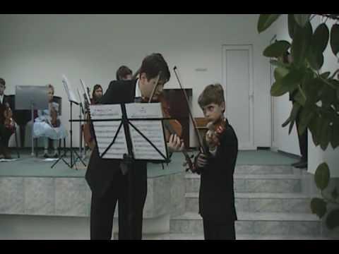 recital duet-RUSU CRISTIAN GABRIEL-prof IACOB -LUC...