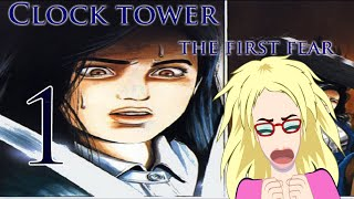 Clock Tower: The First Fear - PART 1 - Scissorman welcomes you! - HotWired