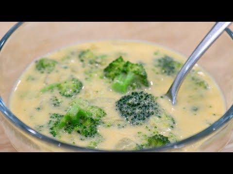 Broccoli Cheddar Soup!
