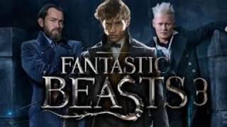 Oggi pomeriggio sono qui per parlare di un film che interessera' ai fan della saga cinematografica harry potter: animali fantastici 3, uscira' il 12 n...