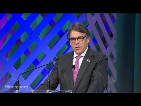 Rick Perry Says Golden Pass LNG Plant Will Create Jobs