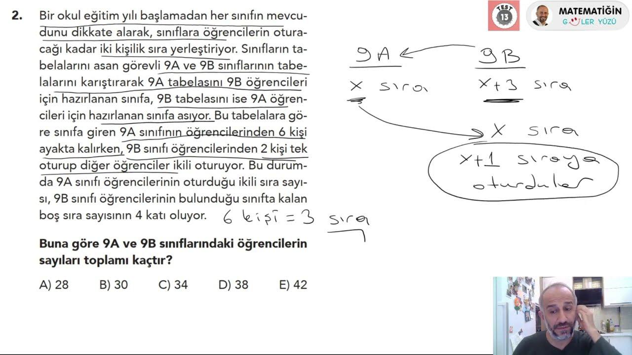 PROBLEMLER   ELİT SORULAR   40 YENİ NESİL SORU ÇÖZÜMÜ   +PDF