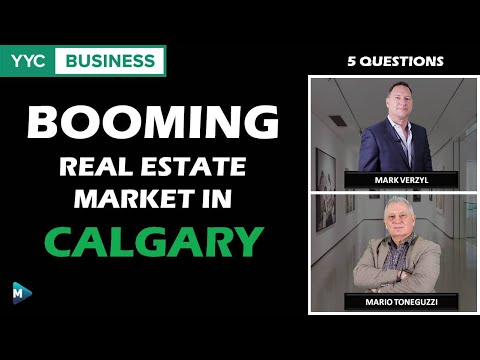5 Questions - Booming Real Estate Market in CALGARY