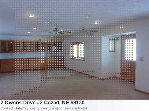 Looking For A Home In Cozad, Ne? Check Out This Terrific 3