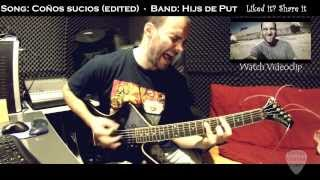 Get the Fear Factory - Demanufacture guitar tone (Impulse response)