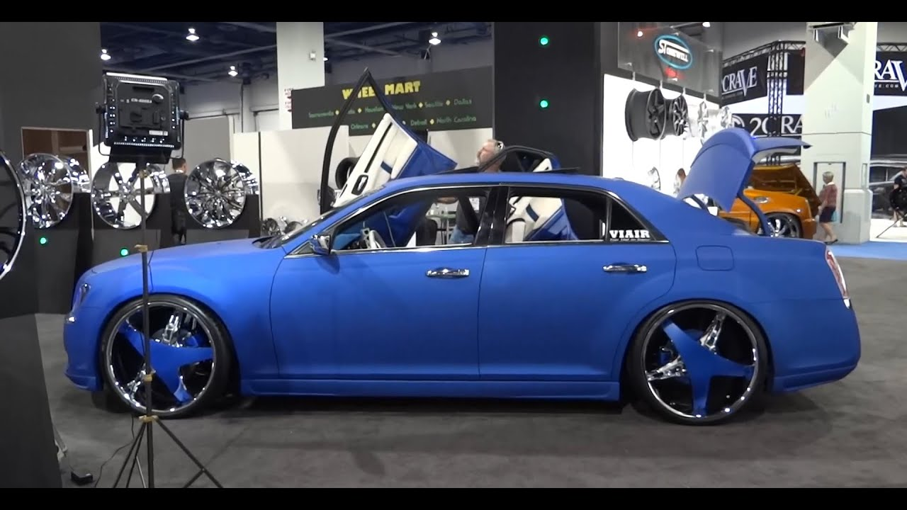Xplizit Car Club 300c Matte Blue Youtube