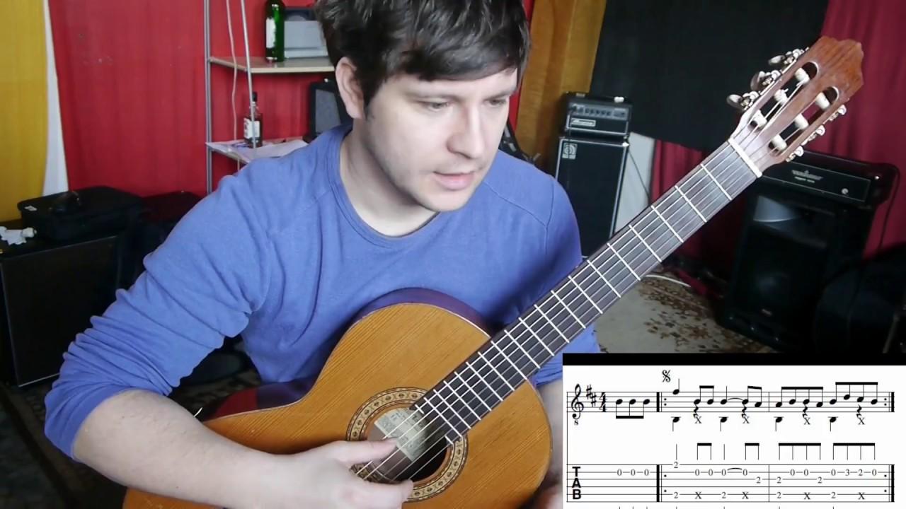 Classical Guitar Tutorial:
