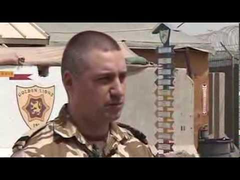 Romania in Afganistan