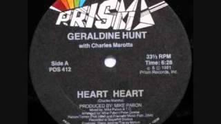 Geraldine Hunt - Heart Heart