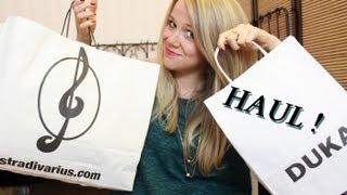 Szaleństwo zakupów czyli weekendowy Haul! Thumbnail