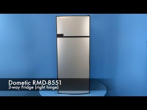 Dometic RMD-8551 190L Fridge